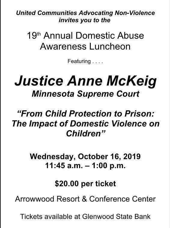 justice anne mckeig
